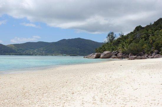 New Emerald Cove: Spiaggia da sogno