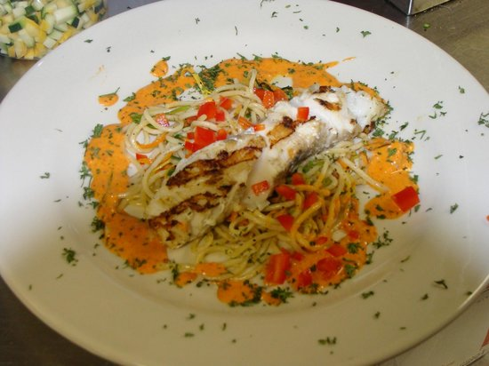 antonios restaurant : Chef's Special Pages change with the Seasons