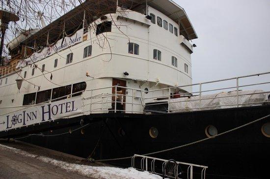 Loginn Hotel: login
