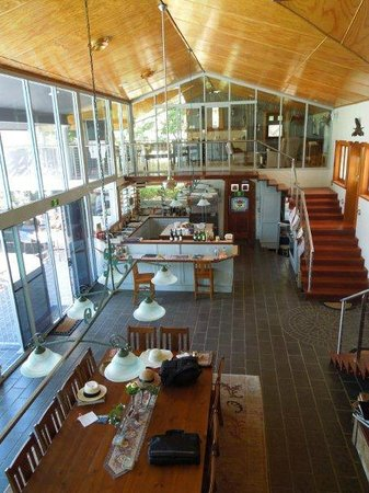 Mudgee's Getaway Cottages: Dining Kitchen - seating 12 easy