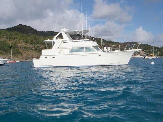 Elliott Charters Boat