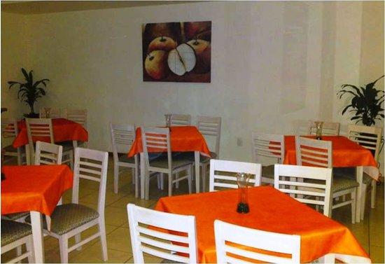 Hotel Provincia Express: En nuestro restaurante podrás encontrar platillos típicos de la región.