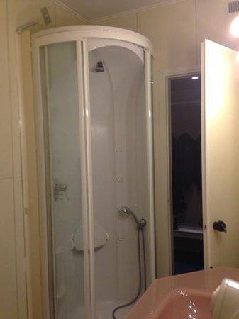 CDH Hotel Villa Ducale: cabina doccia