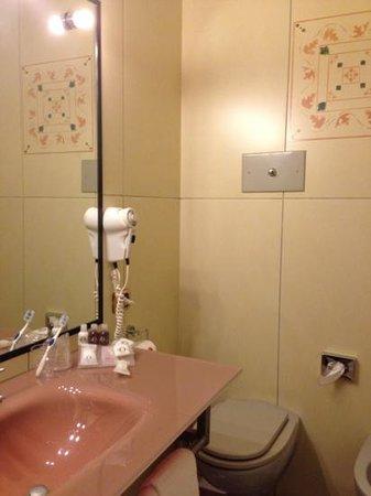 CDH Hotel Villa Ducale: bagno