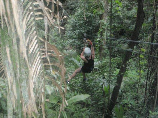 Distretto del Belize, Belize: more zipping