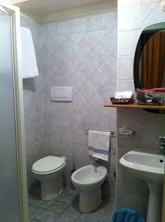 Hotel Fontana : bagno