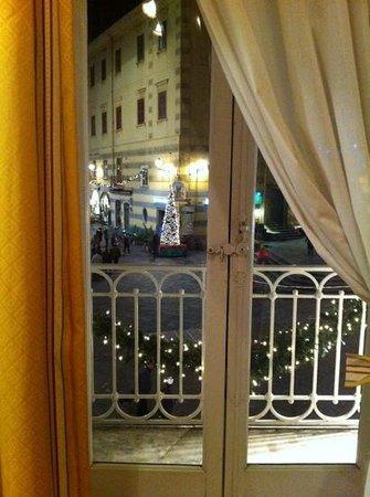Hotel Fontana : grazioso balconcino