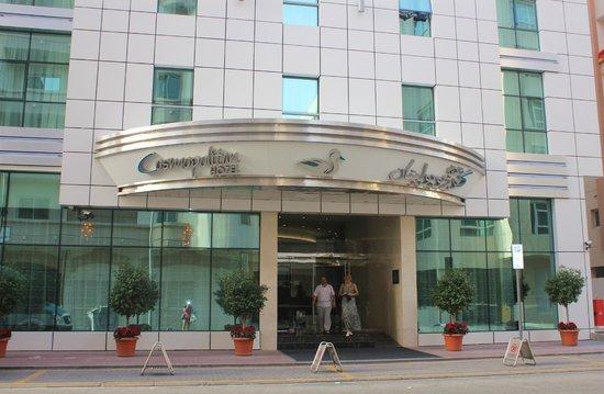 Отель космополитен дубай дубай отель комфорт инн отзывы