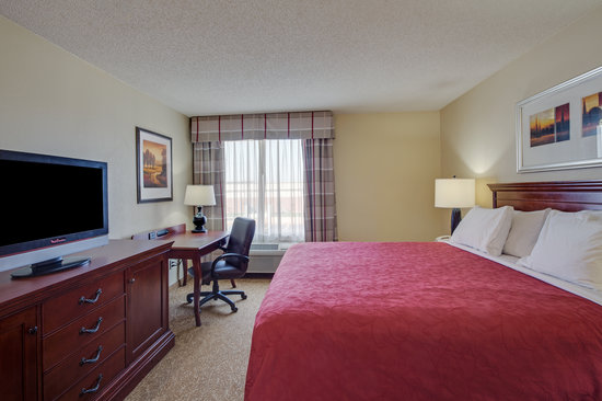 Country Inn & Suites By Carlson, O'Fallon: Country Inn and Suites Ofallon Illinois King Room