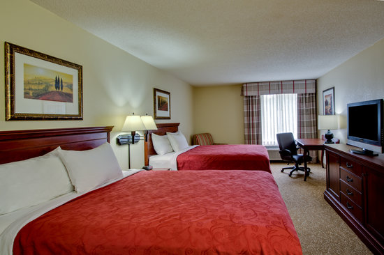 Country Inn & Suites By Carlson, O'Fallon: Country Inn and Suites Ofallon Two Double Bed Room