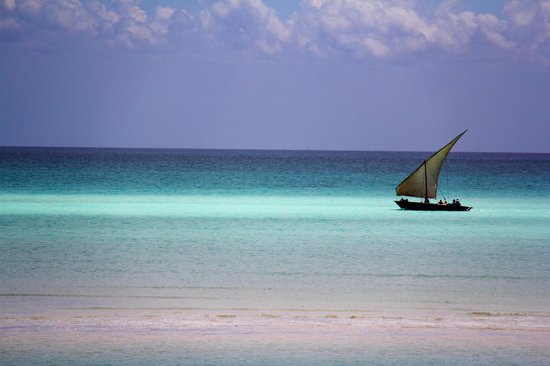 Anantara Medjumbe Island Resort: the sea