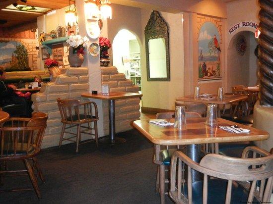 Francisco's Restaurante : interior