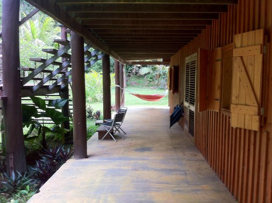 Prema Shanti Yoga & Meditation Retreat: Outside Rooms