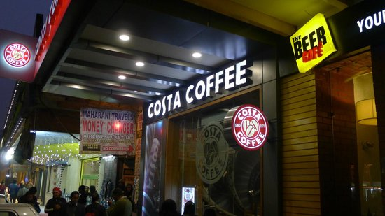Costa Coffee at Connaught Place