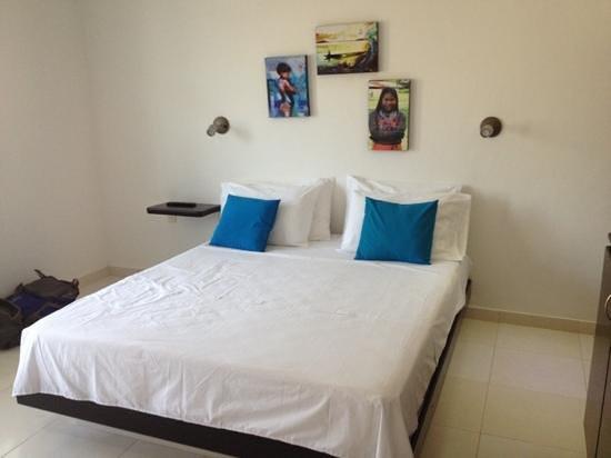 Hotel Kikuxtah: habitación
