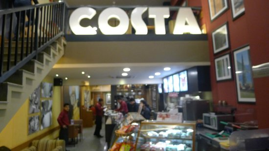 Costa Coffee at Connaught Place (2)