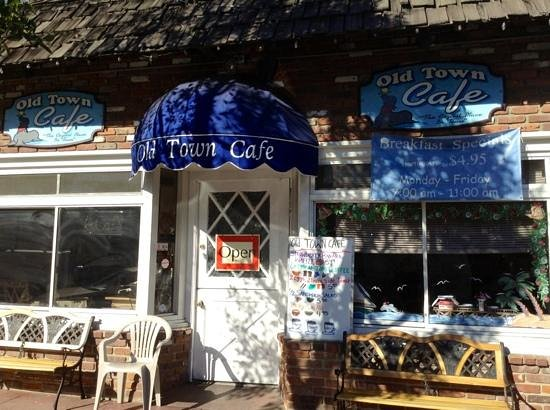 Old Town Cafe Seal Beach Ca