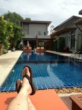 Phu NaNa Boutique Hotel: pool