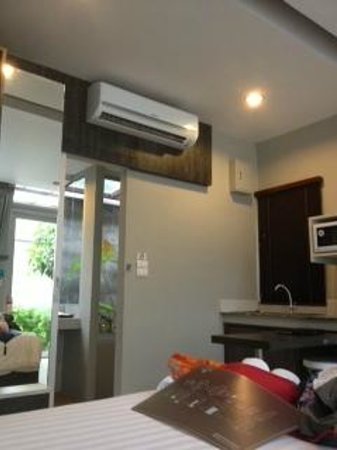 Phu NaNa Boutique Hotel: check out that massive ac unit sweet