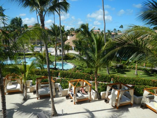 Majestic Colonial Punta Cana: View from our room