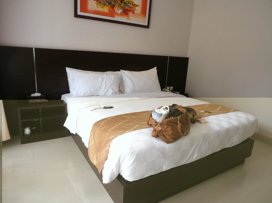 The Griya Sanur : The bed