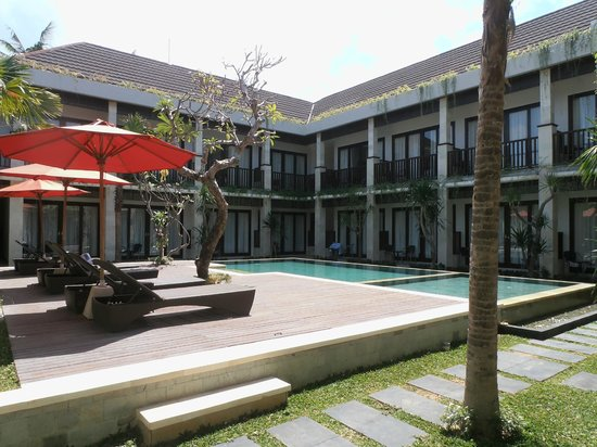 The Griya Sanur : The pool