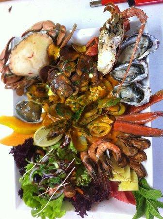 Koru A Seafood Affaire
