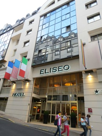 Eliseo Hotel 84 9 7 Updated 2017 Prices Reviews Lourdes France Tripadvisor