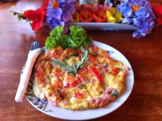 Talisman Cafe: Omelette