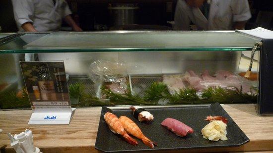 Sushi Kyotatsu: Nigiri 2