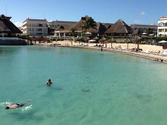 Heaven en Hard Rock Hotel Riviera Maya: Snorkling in the Cove