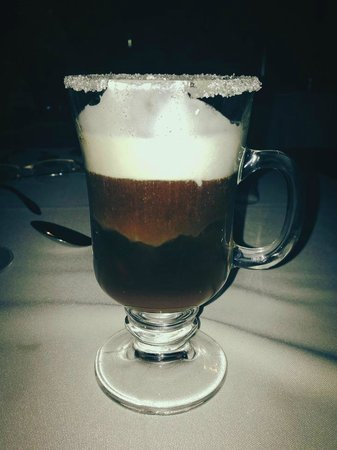 Heaven at the Hard Rock Hotel Riviera Maya: Mayan Coffee