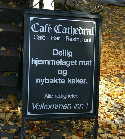 Cafe Cathedral