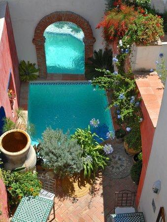 Casa Aire de Lecrin: Pool