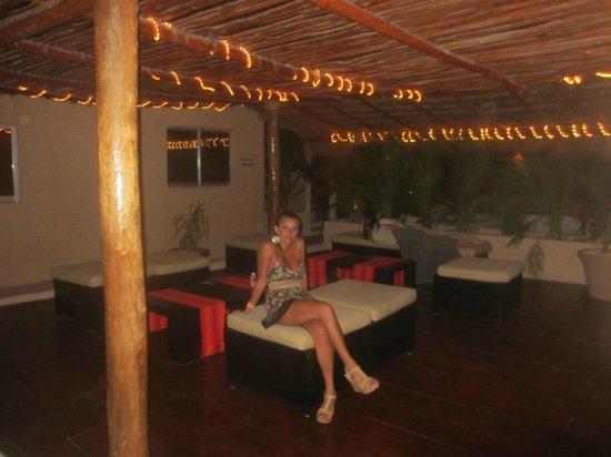 Maya Bric Hotel: ZONA WI- FI LIVING