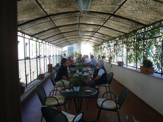 Hotel King, Rome: Desayunador del Hotel