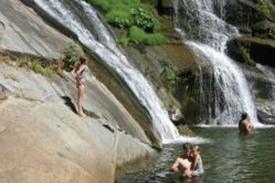 Evergreen Lodge at Yosemite : Nearby Secluded Carlon Falls