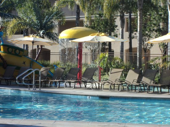 Grand Pacific Palisades Resort and Hotel: Kid's Pool and Splash Pad