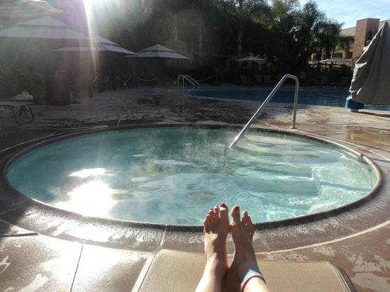Grand Pacific Palisades Resort and Hotel: Kid's Hot Tub