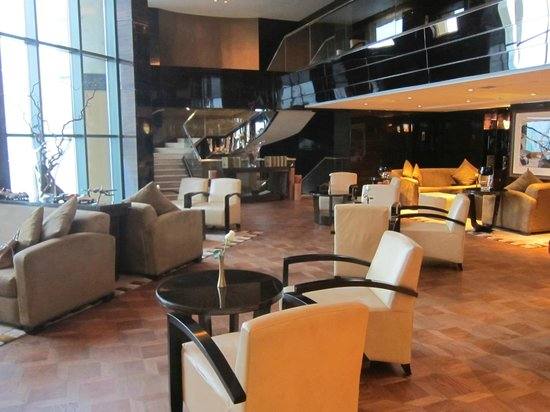 Fairmont Cairo, Nile City: Gold Club Lounge, Fairmont Nile City - Cairo