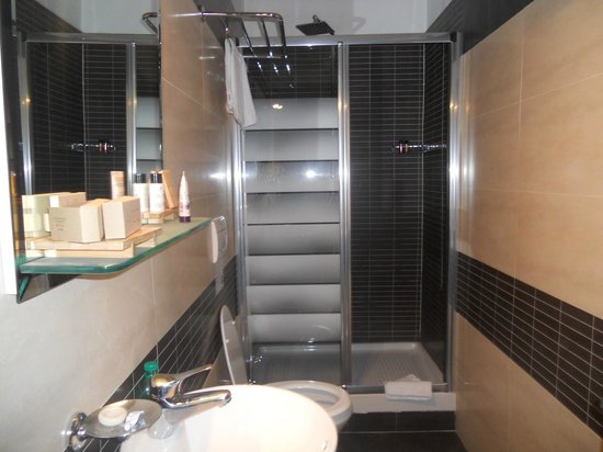 Residenza Castelli: bagno