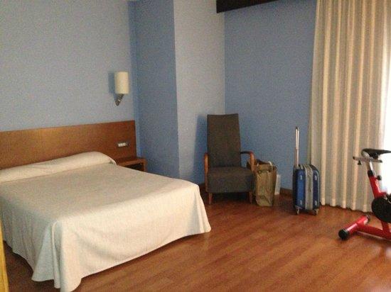 Hotel THe Fataga & Business Centre : Habitación