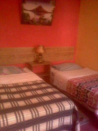 Villa Lupita: las habitaciones