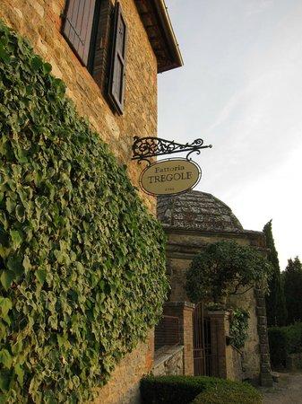 Fattoria Tregole: Ancient exteriors of Tregole