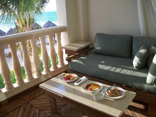 Iberostar Grand Hotel Paraiso: room balcony