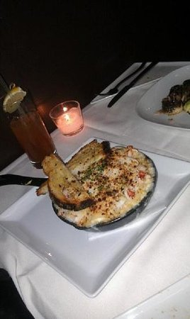 Melt: lobster Mac and cheese and winter punch