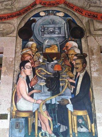 迭戈·里维拉壁画博物馆