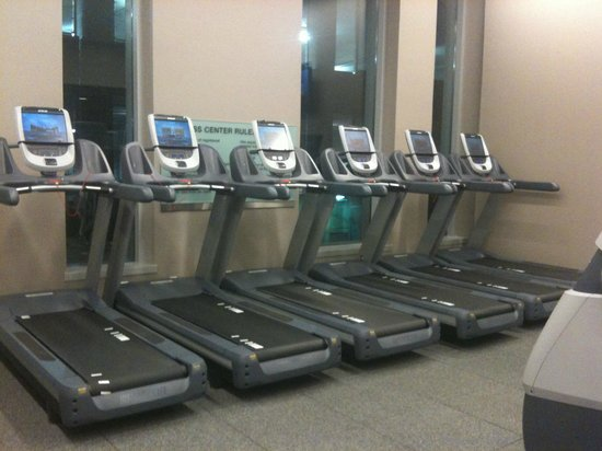 Fitness Center Picture Of Hilton Columbus Downtown Tripadvisor