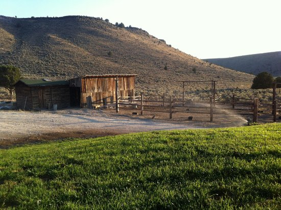Steens Mountain Guest Ranch: Steens Mt Guest Ranch