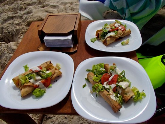 ‪‪Almaplena Eco Resort & Beach Club‬: Lunch
